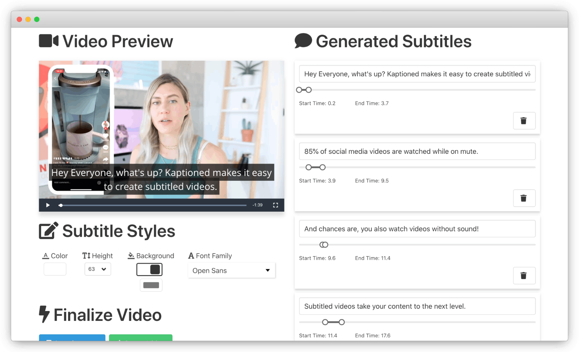 Best Apps to Subtitle Videos